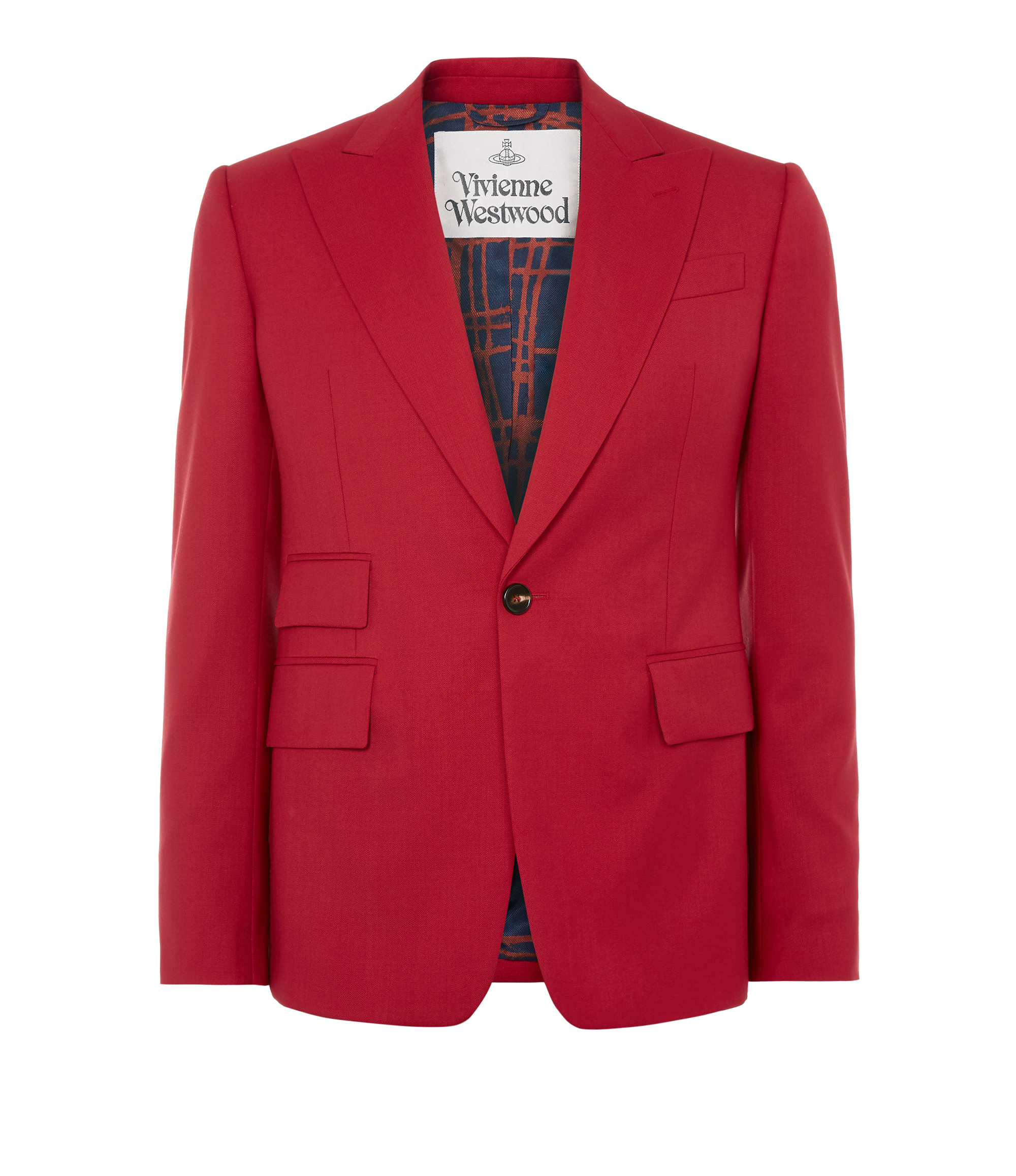 Vivienne Westwood Classic Jacket Red