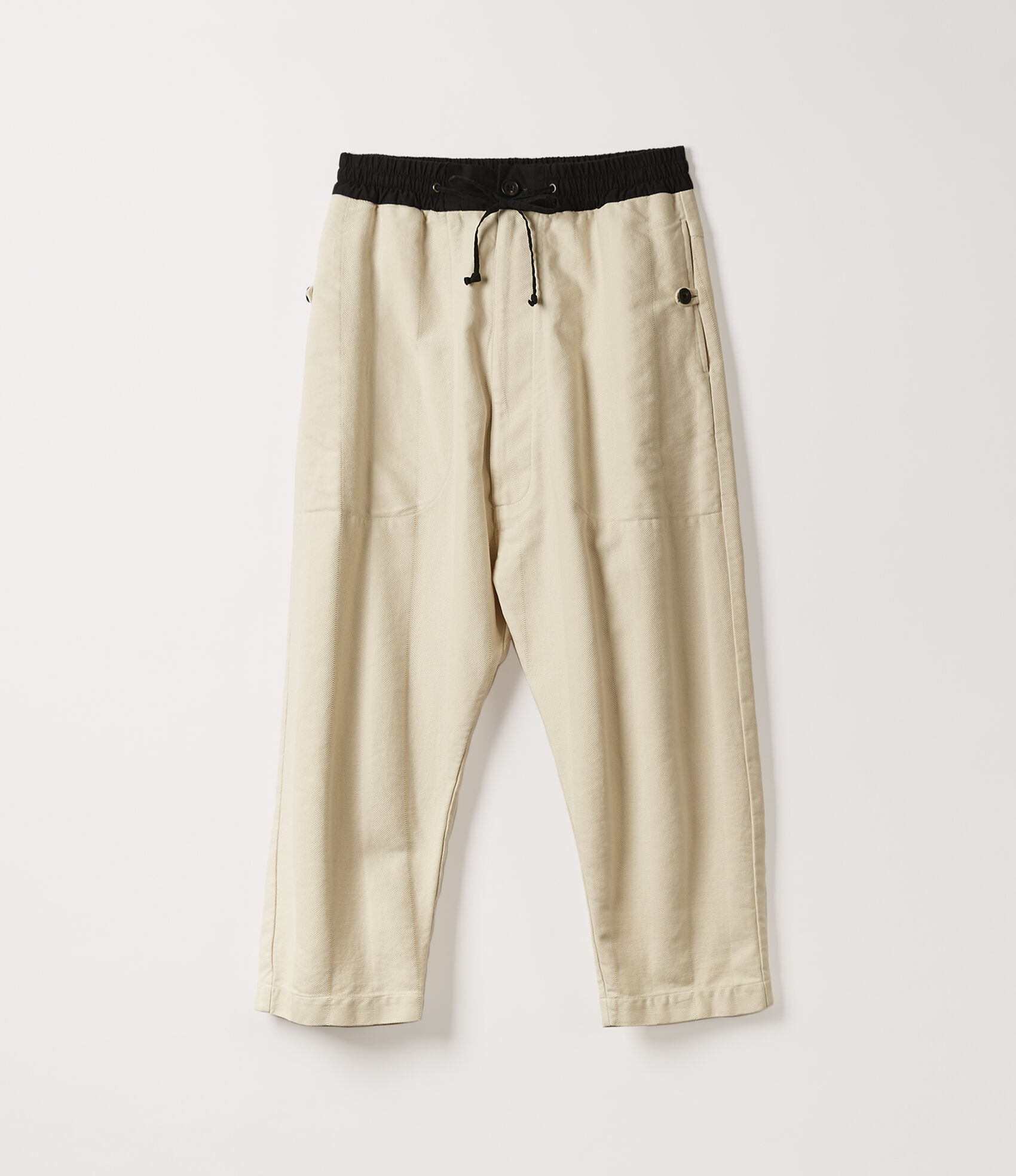 Vivienne Westwood SAMURAI TROUSERS OFF-WHITE