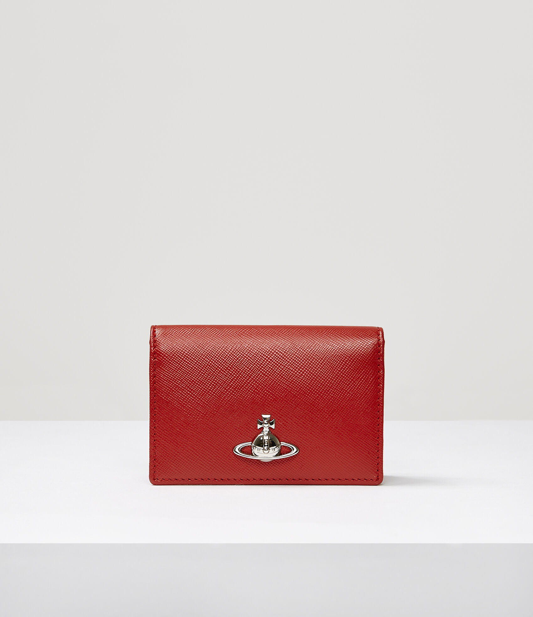 Vivienne Westwood PIMLICO CARD HOLDER RED