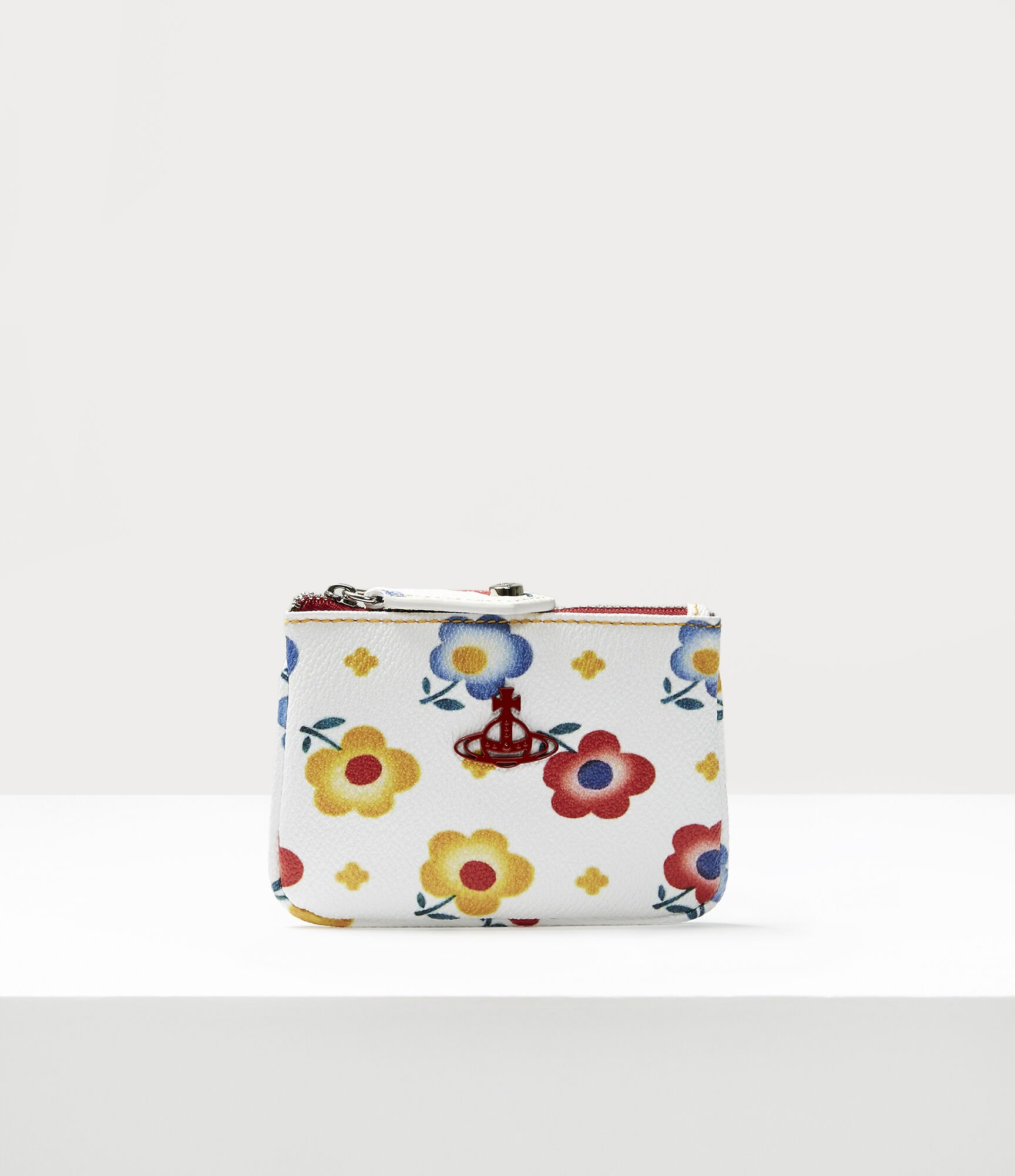 Vivienne Westwood Coin Purse Andreas' Flowers