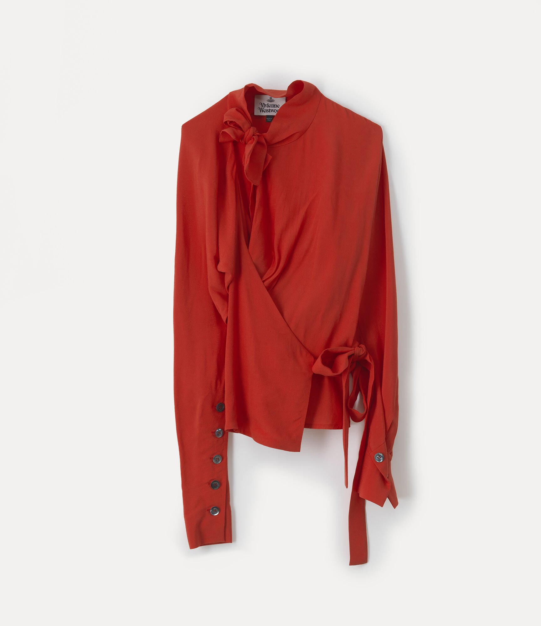 Vivienne Westwood Mirror Top Red