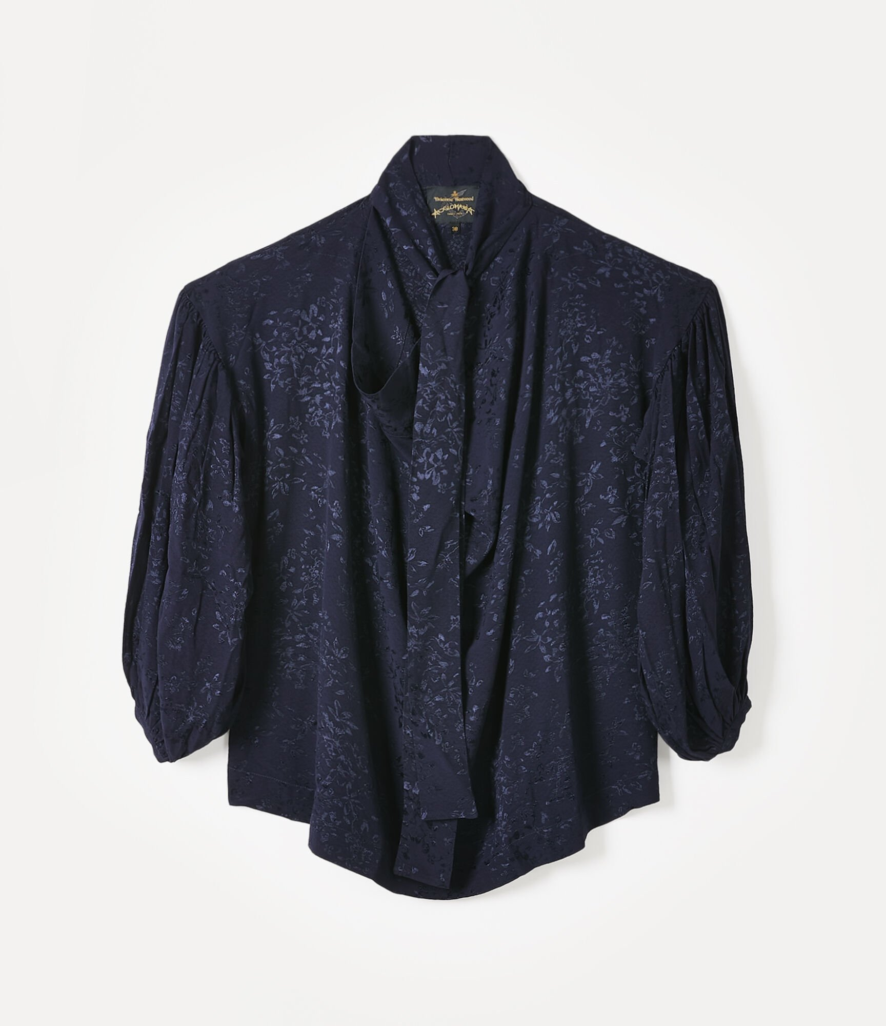 Vivienne Westwood New Garret Blouse Navy