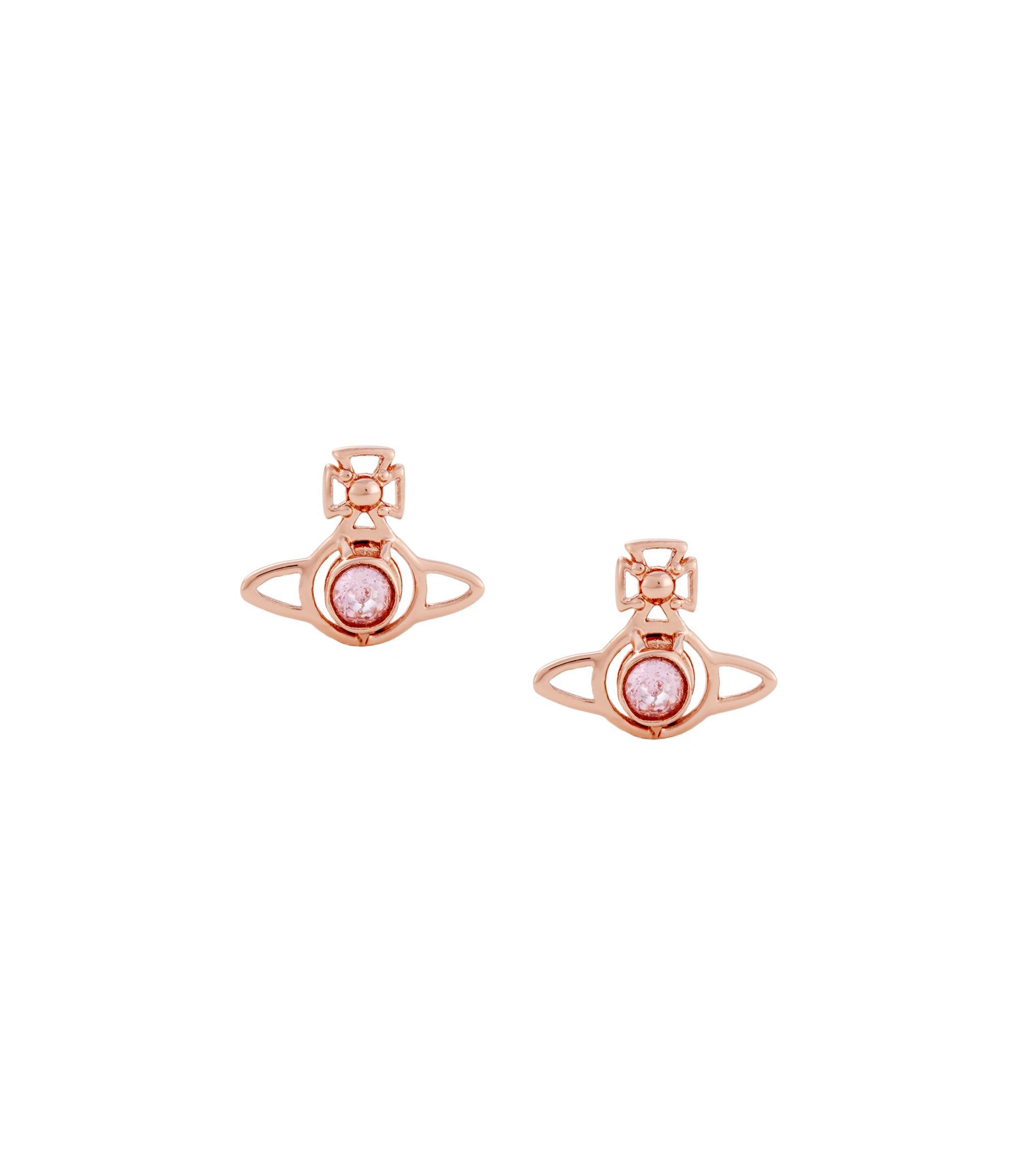 Vivienne Westwood Nora Earrings Pink