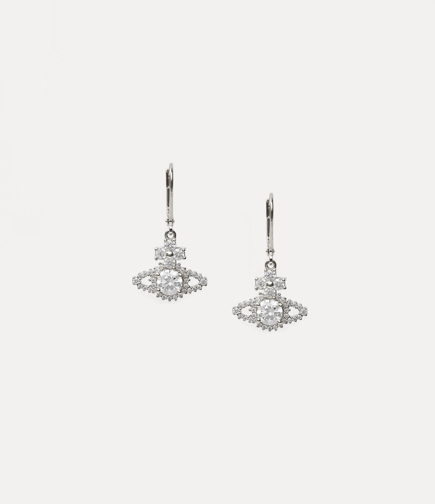 Vivienne Westwood Valentina Drop Earrings